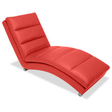 Modern Indoor Chaise Lounge Chairs Guildford Chaise Lounge