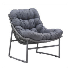 Ingonish Beach Chair - Outdoor furniture - Polyethylene & Aluminum Frame.