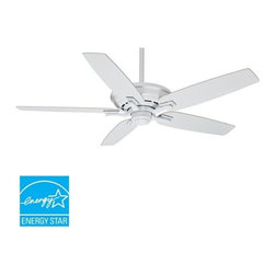 "Casablanca - Casablanca 54083 Academy 54-60"" 5 Blade Energy Star Ceiling Fan - Blades Sold Se - Included Components:"