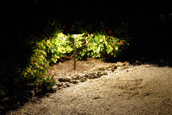 Beach Style  by Outdoor Lighting Perspectives of Naples