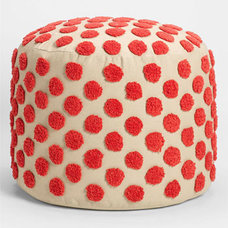 Eclectic Floor Pillows And Poufs by Nordstrom