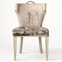 eclectic chairs by Layla Grayce