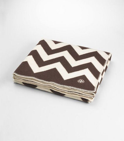 Modern Throws by Tory Burch