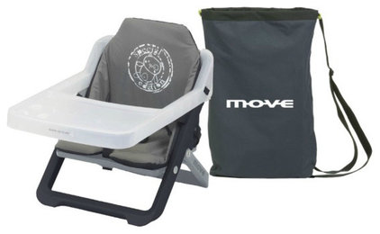 Modern High Chairs And Booster Seats by Halfords