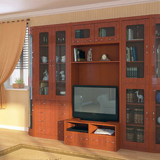 Contemporary Entertainment Centers And Tv Stands by FurnitureNYC