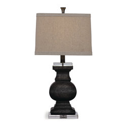 Bassett Mirror - Bassett Mirror Carmel Table Lamp - Carmel Table Lamp