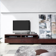 modern media storage by AllModern