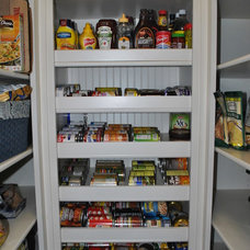 Pantry by Mitchell's Cabinet Shop