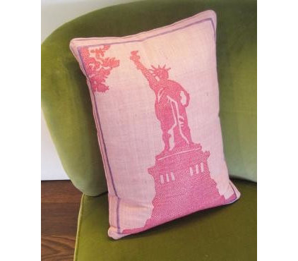 Eclectic Pillows by Snowden Flood