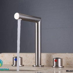 Mordern Vanities Faucet - 1): 159 USD / PCS    (Price include shipping cost to USA by DHL)