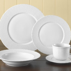 Contemporary Dinnerware Sets by Williams-Sonoma