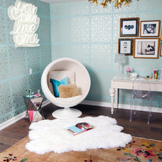 Eclectic Bedroom by Jessica McClendon