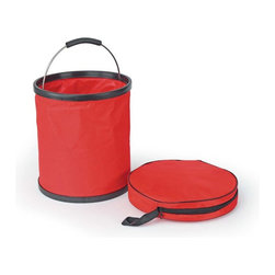 Shires - Shires Equestrian Collapsible Water Bucket Multicolor - 1451 - Shop for Horse Stable Supplies from Hayneedle.com! The ingenious Shires Equestrian Collapsible Water Bucket holds up to 10 liters of water has a sturdy carrying handle and not only collapses but also zips for easy transport.About Shires Equestrian ProductsShires Equestrian was started in 1968 and over the past 40 years has become one of the leading names in equestrian equipment for horse and rider. They have one of the most comprehensive ranges of horse clothing and have become one of the most popular brands in the equestrian world. In 2011 Shires Equestrian was nominated trade supplier of the year by the British Equipment Trade Association (BETA). Shires Equestrian has all you need including horse rugs leatherwork riding clothing riding hats footwear grooming gear stable equipment and more.