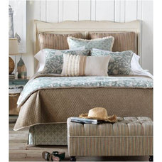 Contemporary Bedding by Kathryn Interiors, Inc.