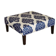 Eclectic Footstools And Ottomans by Target