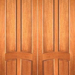 "P-642 Interior Mahogany 4 Panel Double Door - SKU#P-642-2BrandAAWDoor TypeInteriorManufacturer CollectionInterior Mahogany DoorsDoor ModelDoor MaterialWoodWoodgrainMahoganyVeneerPrice440Door Size Options2(15"") x 80"" (2'-6"" x 6'-8"")  $02(18"") x 80"" (3'-0"" x 6'-8"")  +$202(24"") x 80"" (4'-0"" x 6'-8"")  +$1002(28"") x 80"" (4'-8"" x 6'-8"")  +$1002(30"") x 80"" (5'-0"" x 6'-8"")  +$1002(32"") x 80"" (5'-4"" x 6'-8"")  +$1002(36"") x 80"" (6'-0"" x 6'-8"")  +$1202(15"") x 96"" (2'-6"" x 8'-0"")  +$802(18"") x 96"" (3'-0"" x 8'-0"")  +$1002(24"") x 96"" (4'-0"" x 8'-0"")  +$3002(28"") x 96"" (4'-8"" x 8'-0"")  +$3402(30"") x 96"" (5'-0"" x 8'-0"")  +$3402(32"") x 96"" (5'-4"" x 8'-0"")  +$3402(36"") x 96"" (6'-0"" x 8'-0"")  +$360Core TypeSolidDoor StyleDoor Lite StyleDoor Panel Style4 PanelHome Style MatchingCraftsman , Colonial , Bungalow , Bay and Gable , Gulf Coast , Plantation , Cape Cod , Suburban , Prairie , Ranch , Elizabethan , VictorianDoor ConstructionEngineered Stiles and RailsPrehanging OptionsPrehung , SlabPrehung ConfigurationDouble DoorDoor Thickness (Inches)1 3/8 , 1 3/4Glass Thickness (Inches)Glass TypeGlass CamingGlass FeaturesGlass StyleGlass TextureGlass ObscurityDoor FeaturesDoor ApprovalsFSCDoor FinishesDoor AccessoriesWeight (lbs)620Crating Size25"" (w)x 108"" (l)x 52"" (h)Lead TimeSlab Doors: 7 daysPrehung:14 daysPrefinished, PreHung:21 daysWarranty1 Year Limited Manufacturer WarrantyHere you can download warranty PDF document."