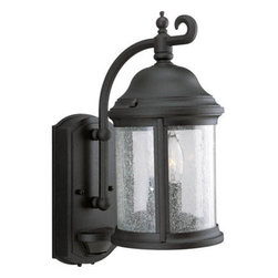Progress Lighting - Progress Lighting P5854-31 Ashmore 2-Lt. Wall Light - Two-light Ashmore collection wall lantern with motion sensor.