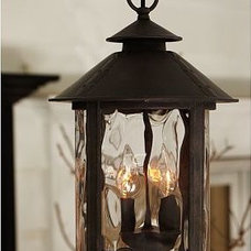 Outdoor Hanging Lights by Pottery Barn