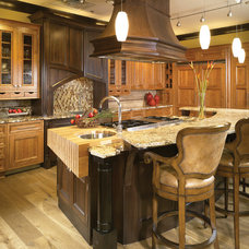 Traditional  by Crystal Cabinets