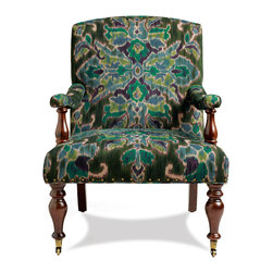 Glasgow Ikat Clifton Chair -