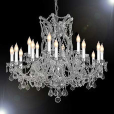 CHANDELIER, CHANDELIERS, CRYSTAL CHANDELIER, CRYSTAL CHANDELIERS, WROUGHT IRON C