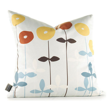 Graphic Pillow, Scribble -