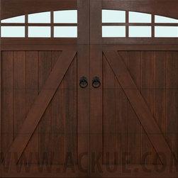 Ackue Fatezzi Doors -