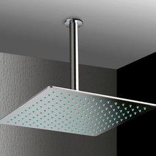 Modern Showerheads And Body Sprays by PSCBath