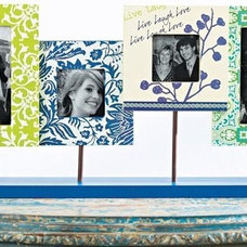Eclectic Picture Frames Collage Art Frame