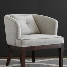 Contemporary Living Room Chairs by Libby Langdon Interiors, Inc.