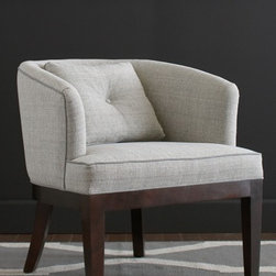 Libby Langdon Upholstery Furniture for Braxton Culler - Libby Langdon Upholstery Furniture for Braxton Culler: Dresden Chair