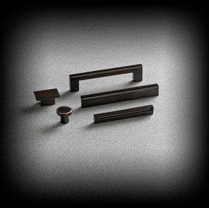 Contemporary Cabinet And Drawer Handle Pulls by Topex Design