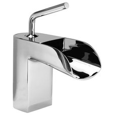 Contemporary Bathroom Faucets by aquabrass.com