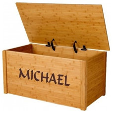 Modern Toy Storage by Kids Furniture For a Cause