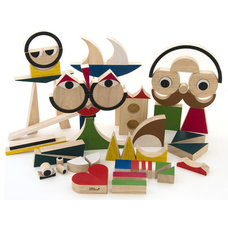 Modern Kids Toys And Games by Shhhop