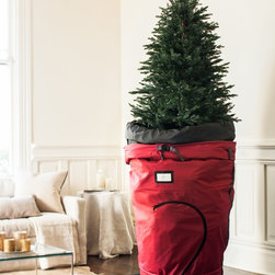 PRODUCTS | Storage Bags and Accessories - Balsam Hill Rolling Christmas Tree Storage Bag