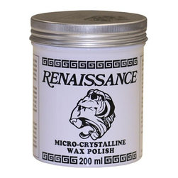 Set of 2 Renaissance Wax Polish Micro-crystalline 200ml Containers - Renaissance Micro-crystalline Wax Polish. Used In The Finest Museums. Protects Metals And Almost Any Other Surface.  Highly recommended by the Vintaj company, Renaissance Wax Polish will protect the surface of metals and wood from dust, fingerprints, liquids, and other environmental hazards. Renaissance wax polish was originally formulated in the British Museum research laboratories in the early 1950's, in response to a discussion amongst museum technicians at an international conference on fine-art conservation. When applied, it creates a micro-thin, lustrous layer that enhances shine while preventing damage. Renaissance Wax Polish can also be used to remove old polish build up. Can be used on the following surfaces: Wood, Leather, Paper, Bone, Pearl and Mother of Pearl, Gemstones, any kind of Metal, Photographic prints, Enamel, Fiberglass, Granite, and on and on. Apply a very thin layer with any soft cloth (a T-shirt will work fine!) Buff gently, and the surface is sealed and protected beneath a hard coat of wax. A great way to finish off your jewelry pieces, especially if they are handled a lot at shows and exhibits. It will help prevent tarnish and corrosion. Use in ventilated area. Absolutely colorless, and once dry, it imparts a matte finish that can be polished.