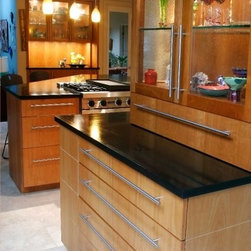 Glorious Wood  (built-in cabinets +) - Now that is a stunning piece!