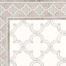 Contemporary Tile by The Tile Gallery
