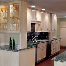 Asian Kitchen by Canyon Creek Cabinet Company