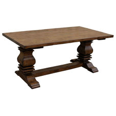 Farmhouse Dining Tables by Mortise & Tenon Custom Furniture Store