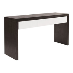 Java Brown Console Table