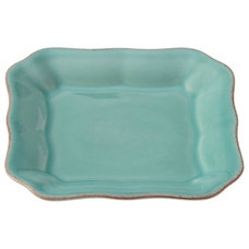 Traditional Serving Dishes And Platters by Pottery Barn