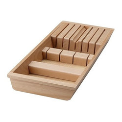 RATIONELL Knife tray