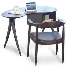 contemporary desks by Plummers Furniture