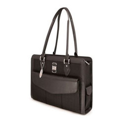 Mobile Edge Geneva Onyx Laptop Case 16 in. PC / 17 in. Mac - Black