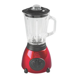 Kalorik - Premium Blender, Red Metallic - If Cook's Illustrated likes it, then you know it's going to be good. This blender would get the job done. Whether it's cocktails, smoothies or soups, you'll be blending like a pro.
