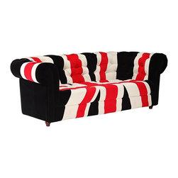 ZUO Modern - Union Jack Sofa in Multi color - 900264 - Union Jack Collection Sofa