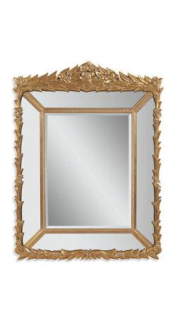 Bassett Mirror - Bassett Mirror Verona Wall Mirror - Verona Wall Mirror