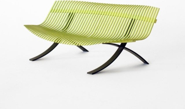 Contemporary Patio Furniture And Outdoor Furniture by FermobUSA